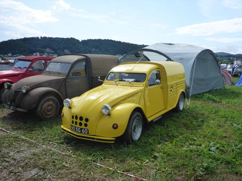H Kennzeichen taugliche Kustom Vehicle, Umbau mindestens 40 Jahre alt.